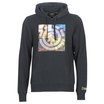 Kleidung Herren Sweatshirts Element QUADRANT SEASONS HOOD Grau