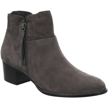 Schuhe Damen Low Boots Paul Green Stiefeletten 9151-011 grau