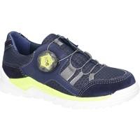 Schuhe Jungen Sneaker Low Ricosta Schnuerschuhe MICK 69 4722000/170 blau