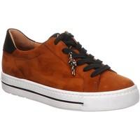 Schuhe Damen Sneaker Low Paul Green  braun
