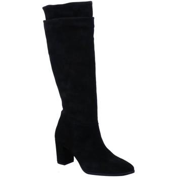 Schuhe Damen Klassische Stiefel Paul Green Stiefel 9474 9474-003 schwarz
