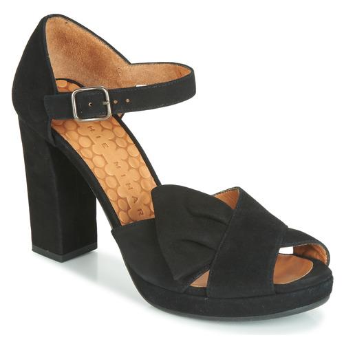 Schuhe Damen Sandalen / Sandaletten Chie Mihara BAMBOLE Schwarz