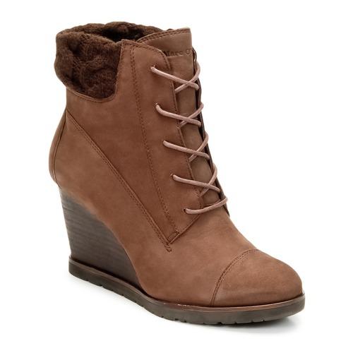 Marc O'Polo TIANAT Braun  Schuhe Low Boots Damen 148