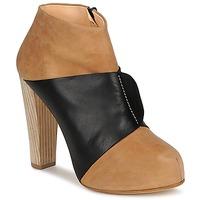 Schuhe Damen Low Boots Terhi Polkki EINY Beige / Schwarz