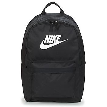 Taschen Rucksäcke Nike NK HERITAGE BKPK - 2.0 Schwarz