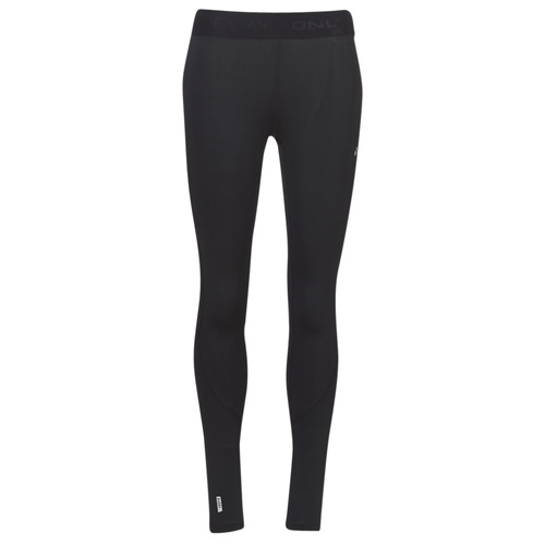 Kleidung Damen Leggings Only Play ONPGILL  Schwarz