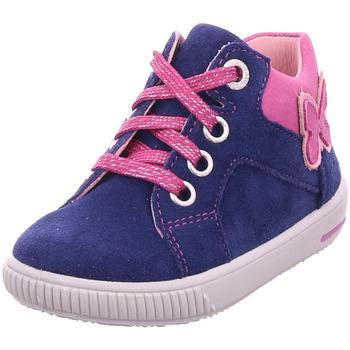 Schuhe Mädchen Boots Legero - 3-09361-80 blau/rosa