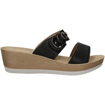 Schuhe Damen Sandalen / Sandaletten Inblu ER 14 BLACK