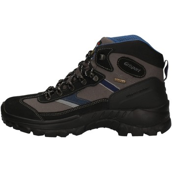 Schuhe Herren Wanderschuhe Grisport 13316S30G BLACK