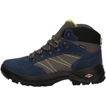 Schuhe Herren Wanderschuhe Grisport 11504S2G BLUE
