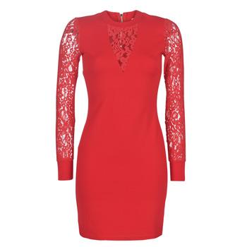 Kleidung Damen Kurze Kleider Moony Mood LICE Rot