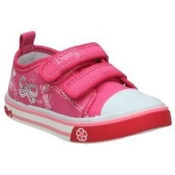 Schuhe Kinder Sneaker Low Katini DTJ6411-FY. rose