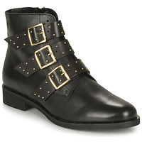 Schuhe Damen Boots Betty London LYS Schwarz