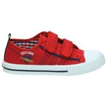 Schuhe Kinder Sneaker Low Katini KFY12550 rouge