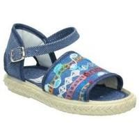 Schuhe Kinder Tennisschuhe Vulca-bicha 833 bleu