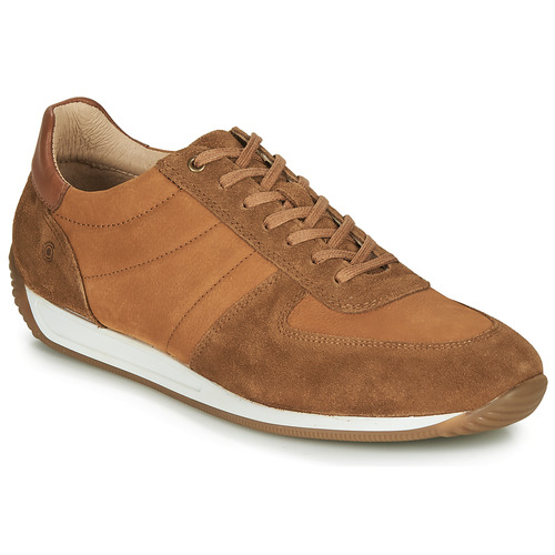 Schuhe Herren Sneaker Low Casual Attitude LARY Camel