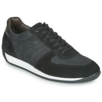Schuhe Herren Sneaker Low Casual Attitude LARY Schwarz
