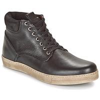 Schuhe Herren Boots Casual Attitude LEO Schwarz