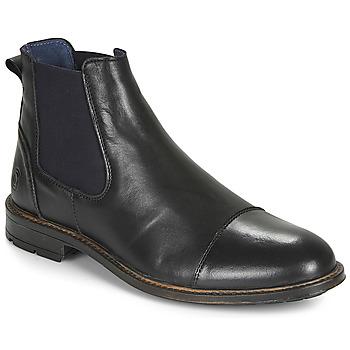 Schuhe Herren Boots Casual Attitude JANDY Schwarz
