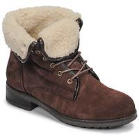 Schuhe Damen Boots Casual Attitude LEILA Braun