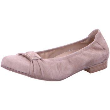 Schuhe Damen Ballerinas Semler D 2278-042-028 Desiree H beige