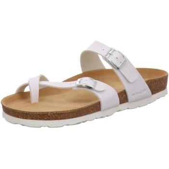 Schuhe Damen Pantoletten / Clogs Rohde Pantoletten 5594-00 weiß