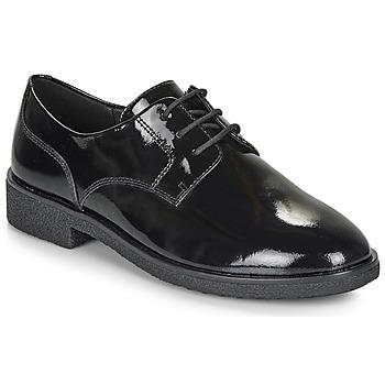 Schuhe Damen Derby-Schuhe Clarks GRIFFIN LANE Schwarz