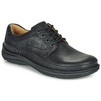 Schuhe Herren Derby-Schuhe Clarks NATURE THREE Schwarz