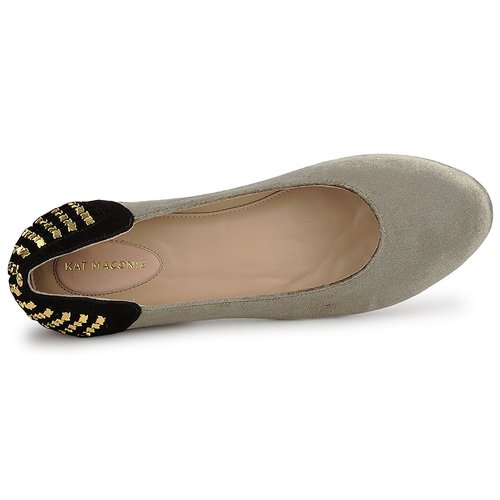 Kat Maconie Maconie Maconie CECILIA Grau  Schuhe Ballerinas Damen 45ecc0