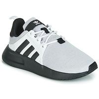 Schuhe Kinder Sneaker Low adidas Originals X_PLR C Grau / Schwarz