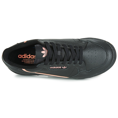 Continental 80 W Adidas Originals Sneaker Low Damen Schwarz