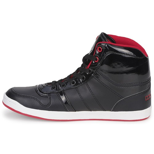 Dorotennis BASKET CUIR NAPPA PU Sneaker VERN Schwarz  Schuhe Sneaker PU High Damen 55,90 bdf8d4