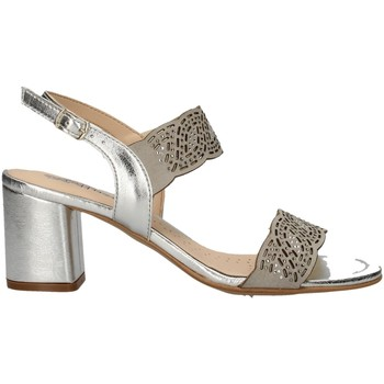 Schuhe Damen Sandalen / Sandaletten Melluso K95371 GRAY