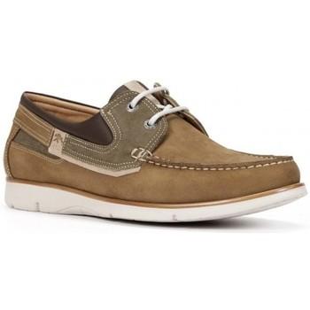 Schuhe Herren Bootsschuhe Fluchos 24 Hrs mod.8657 Braun