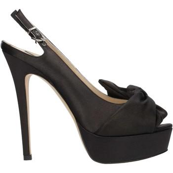 Schuhe Damen Sandalen / Sandaletten Luciano Barachini 8564 schwarz