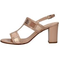 Schuhe Damen Sandalen / Sandaletten Soffice Sogno E9430C ROSA