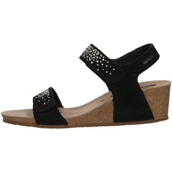 Schuhe Damen Sandalen / Sandaletten Mephisto P5130042 BLACK