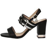 Schuhe Damen Sandalen / Sandaletten Laura Biagiotti 5513 BLACK
