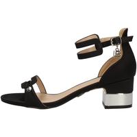 Schuhe Damen Sandalen / Sandaletten Laura Biagiotti 5508 BLACK