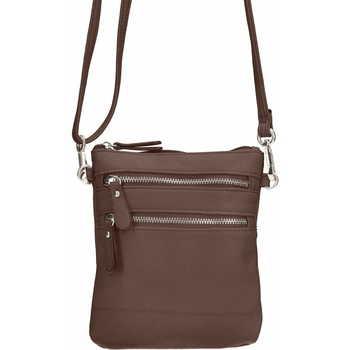 Taschen Damen Umhängetaschen Emily & Noah Schulter Minnibag Emma 60390 Braun