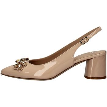 Schuhe Damen Sandalen / Sandaletten Musella S19513 NUDE