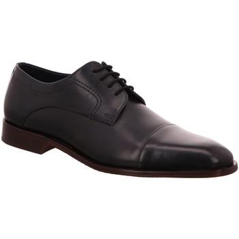 Schuhe Herren Richelieu Bugatti Business 312752021100-4100 schwarz