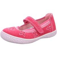 Schuhe Mädchen Derby-Schuhe & Richelieu Salamander Spangenschuhe 33-15286-23 pink