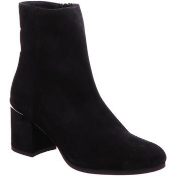 Schuhe Damen Low Boots Via Vai Stiefeletten 4913101 schwarz