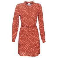 Kleidung Damen Kurze Kleider Vila VISULOLA Rot