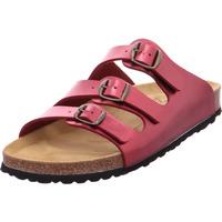 Schuhe Damen Pantoffel Lico BIOLINE LADY SOFT BORDEAUX