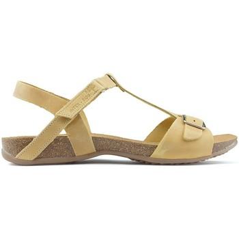 Schuhe Damen Sandalen / Sandaletten Interbios SANDALEN AFRODIT MUSTARD