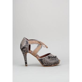 Schuhe Damen Sandalen / Sandaletten Vexed 18931 Beige