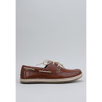 Schuhe Herren Bootsschuhe Krack SOLEIL Braun