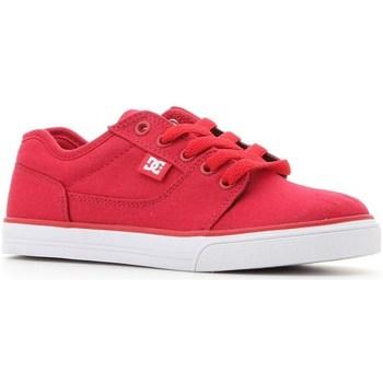 Schuhe Kinder Sneaker Low DC Shoes Tonik TX Rot